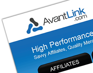 AvantLink Affiliate Marketing Network - Screenshot