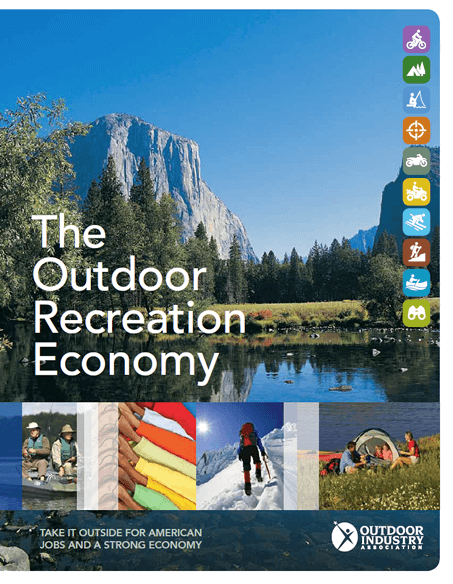 Outdoor Recreation Economy 2012 Report