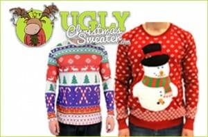 Ugly Christmas Sweater Affiliate Program