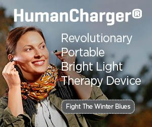 HumanCharger V2 FightTheWinterBlues