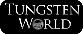 tungsten world logo